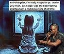 Kanye Will Let a Poltergeist Finish